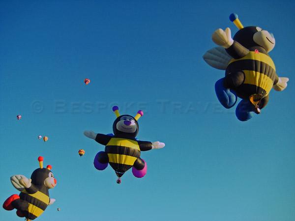 Balloon Fiesta Bees