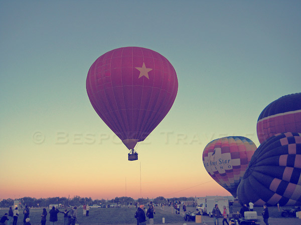 Balloon Fiesta Sunrise