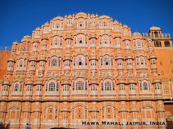 Jaipur's Hawa Mahal