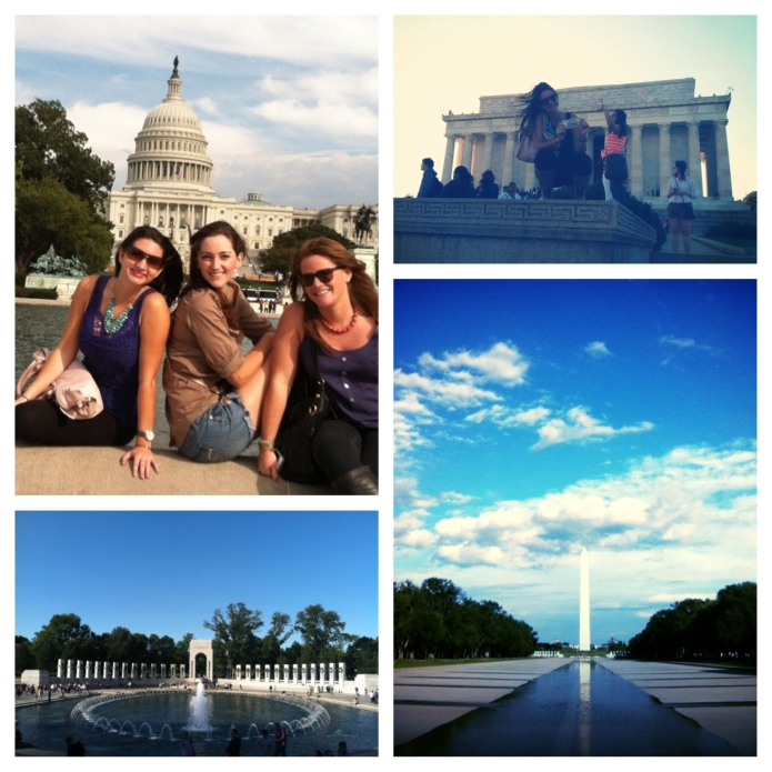 DC touristy