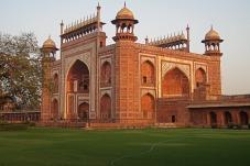 The Taj Mahal Gate