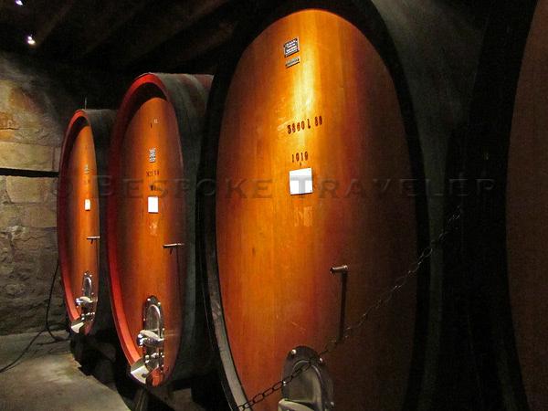 Vineyard Barrels