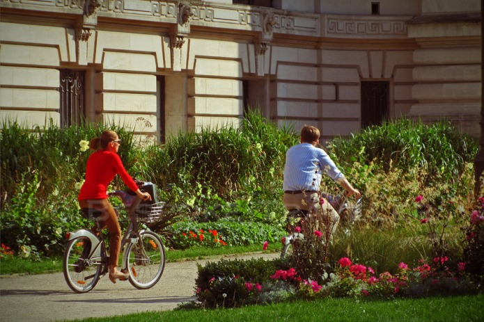 Bicycling Season