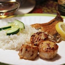 Saint Lucia Seafood