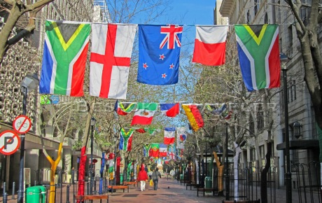 Cape Town Flags