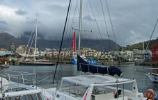 Cape Town Harbor