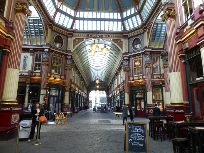 Photo courtesy of London Unveiled