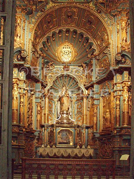 Lima Church Altar