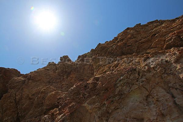 Rock Climb View
