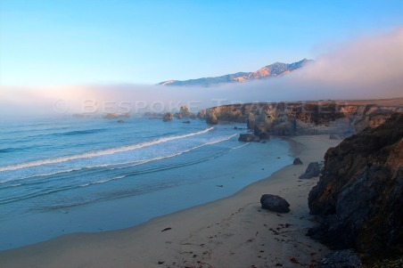 Big Sur Morning Fog