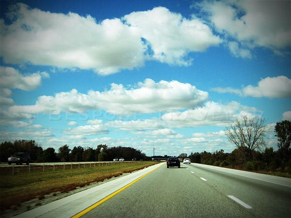 Road Trip East
