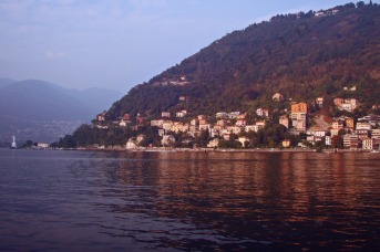 Lake Como Hillside