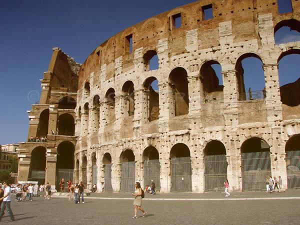 Rome_Coloseum