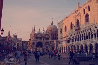 Venice Saint Marks Square