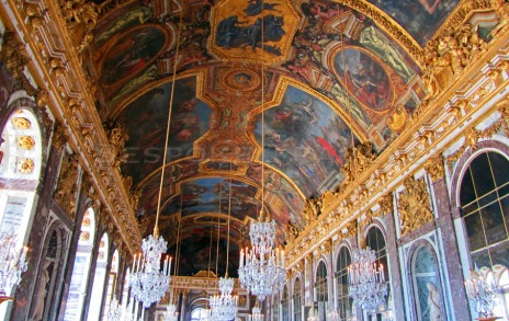 Versailles Mirrored Hall