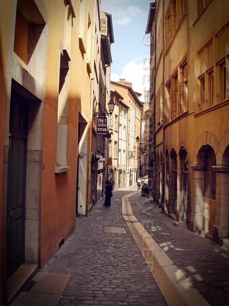Lyon sidestreet