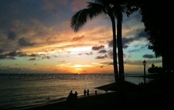 Oahu Sunset