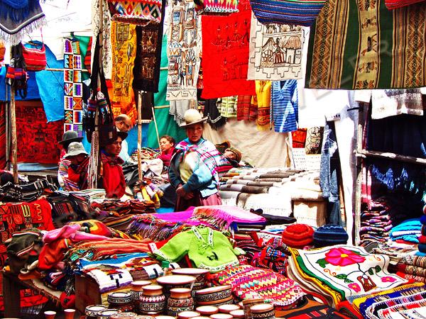 public market peru