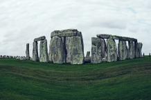 Stonehenge menhirs