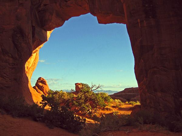Arches window