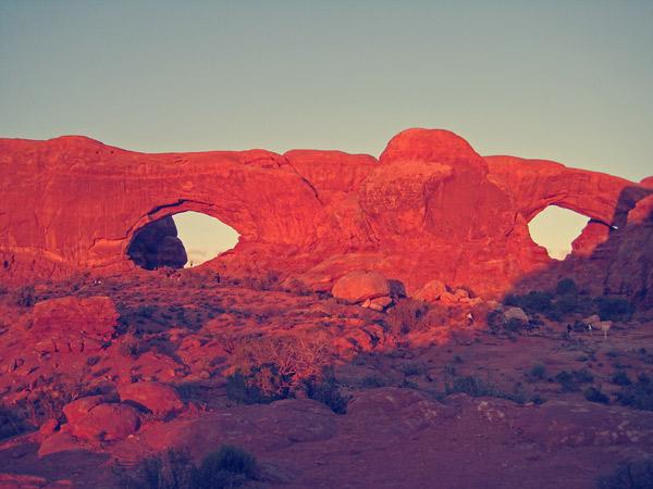 Arches windows
