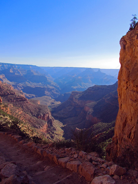 grand canyon path