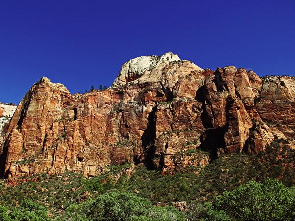Zion-mountain
