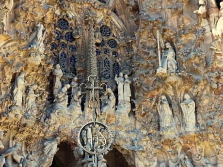 Barcelona_Gaudi_cathedral