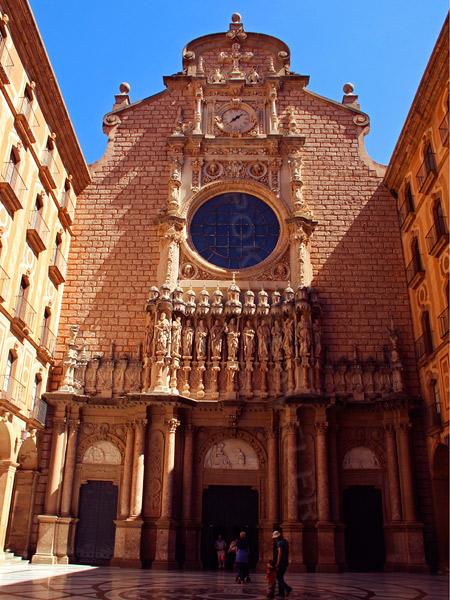 Montserrat-abbey