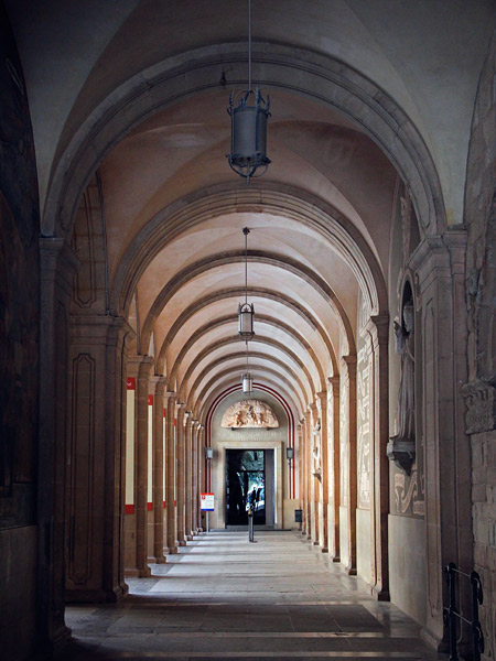 Montserrat-hall