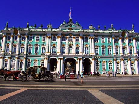 Hermitage-facade