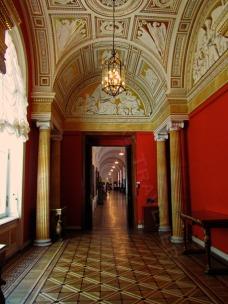 Hermitage-hall