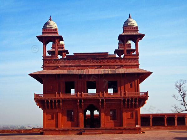 fatehpur-sikhri-diwan