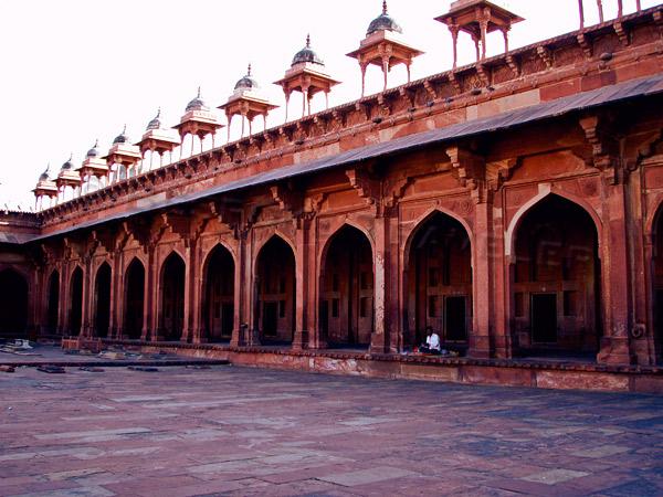 Fatehpur-Sikhri-khawbgah
