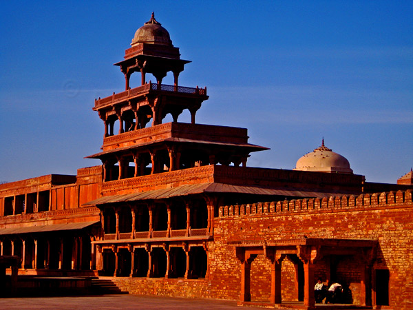 fatehpur-sikhri-mahal