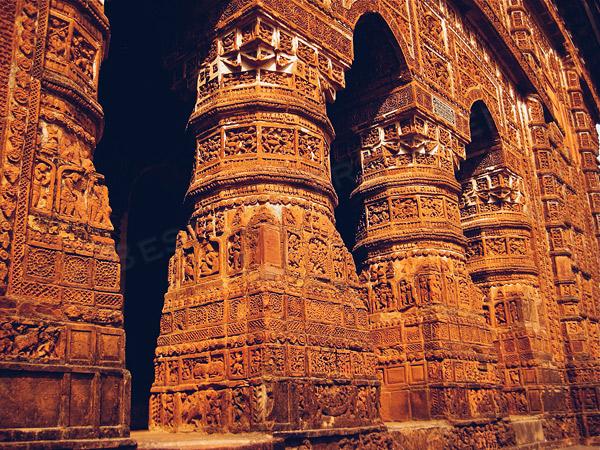 Bishnupur-arches