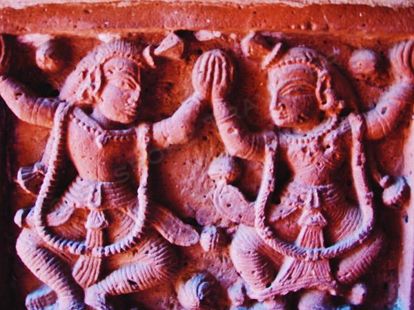 Bishnupur-detail
