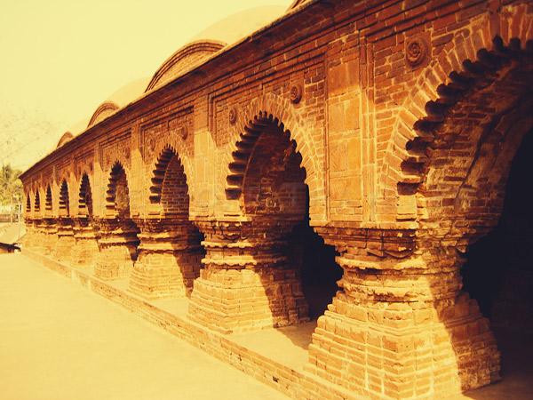 Bishnupur-temple