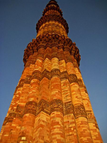 Qutub-Minar-detail