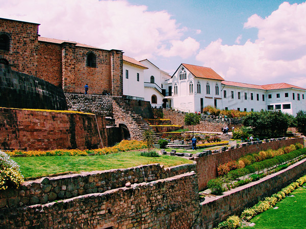 Cusco-ruins