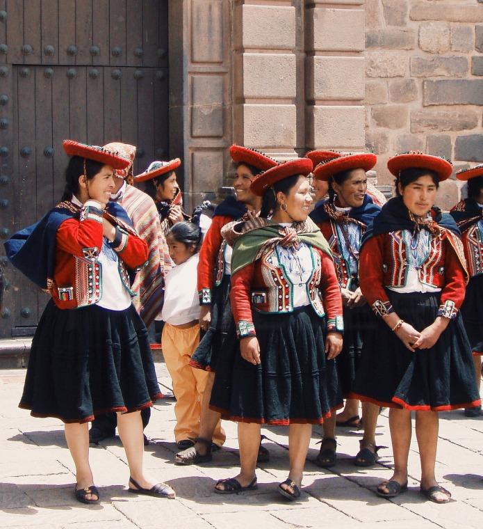 Cusco-women