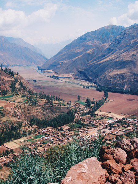Pisac-view