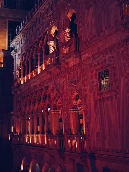 Vegas-facade