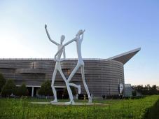Dancers, J Borofsky