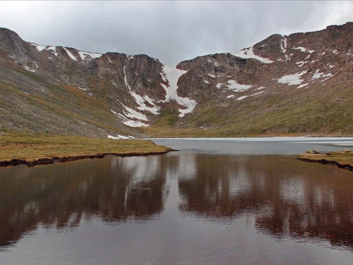Mt-Evans-lake