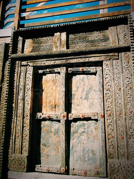SantaFe-door