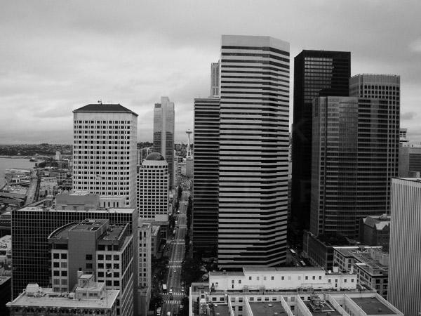 Seattle-skyscrapers