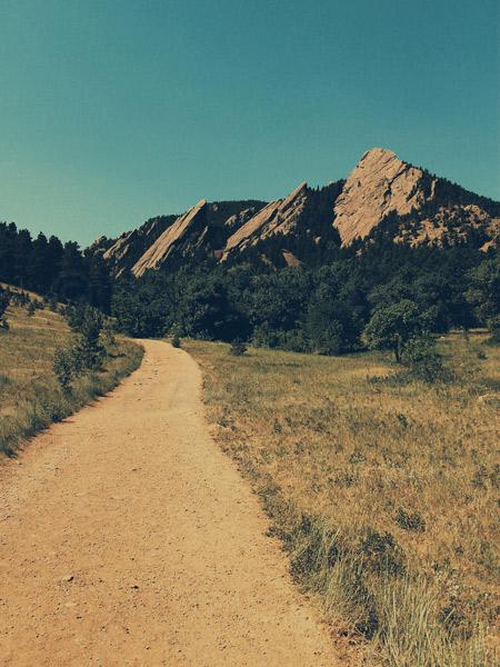 Boulder-Chautauqua-park