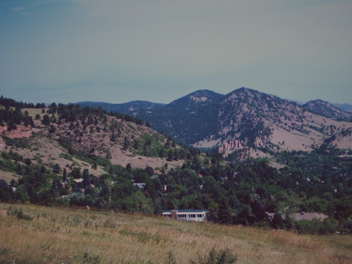 Boulder-view