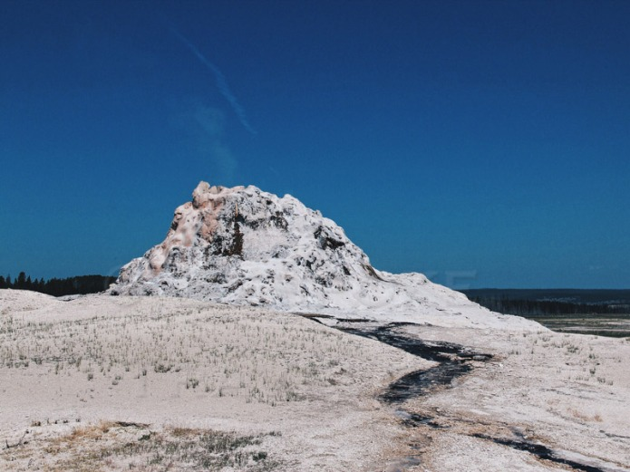 Yellowstone-cone